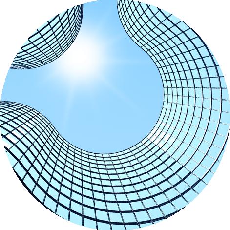circle building image