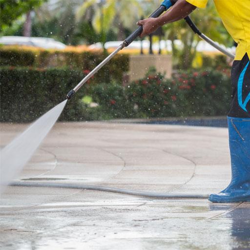 sidewalk pressure washing 2