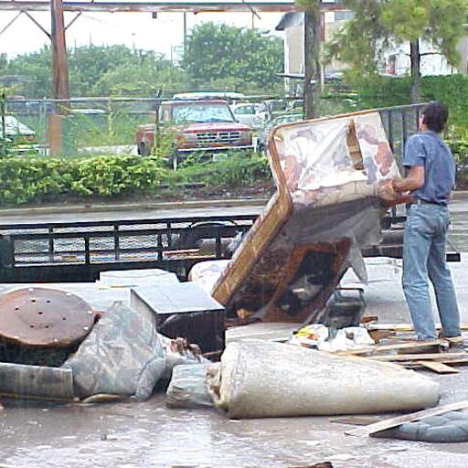trash debris removal